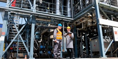 Up-to-date data enables to shorten engineering time, increase plant uptime and optimize maintenance.