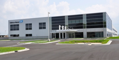 Endress+Hauser Greenwood Production Facility Level and Pressure