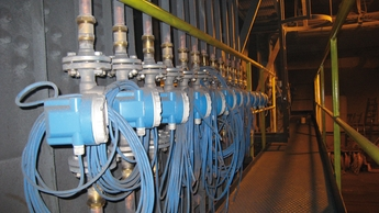 Ultrasonic flowmeters: leakage detection